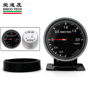 Высокая точность быстро реагировать Turbo Boost калибра 60 мм для автомобилей