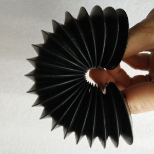 China personalizada de fábrica NBR EPDM Luva Protetora flexível de borracha de silicone