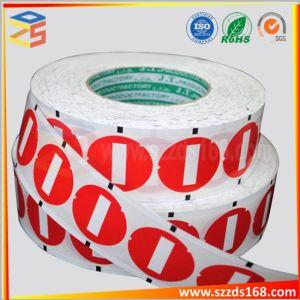China Soem-private Verbrauch-Plastikflaschen-Firmenzeichen-Aufkleber