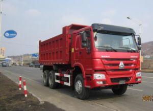 Renouvelé et reconstruit HOWO camion à benne basculante 6X4