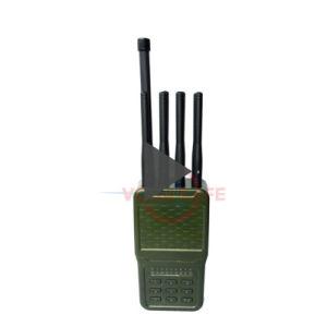 Profissionais 2G, 3G, 4G CDMA GSM GPS WiFi Lojack Jammer; Alarme de carro RC433MHz/315MHz 868MHz Jammer