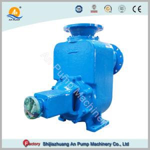 Moteur diesel Self-Priming horizontal de la pompe à eau en acier inoxydable