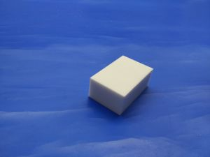炉の使用の反高い温度の処理し難いジルコニアの陶磁器のブロックの絶縁体