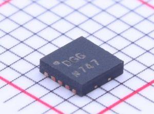 AD9837ACPZ-RL7 dirigono il sintetizzatore CI di Digitahi