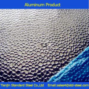 1050 H14 штукатурки алюминия с Polykraft