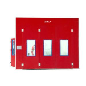 Автомобильная краска печь используется для опрыскивания продажи портативных выпекайте малые автоматические загар Blowtherm Saico Professional окрасочной камере