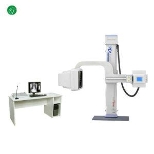 Krankenhaus-Digital-Röntgenstrahl-Röntgenfotografie-Maschine mit CCD