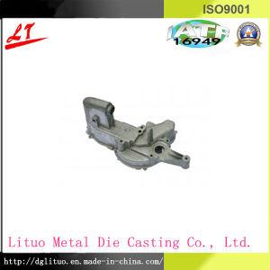 アルミニウム中国ADC12はダイカストの自動車部品のシェルを