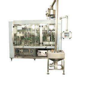 새로운 상태 3 단계 380V 50Hz 물 순수한 물 생산을%s 채우는 생산 라인 기계