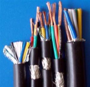 Blindagem do cabo de controle trançada de PVC com armadura de aço (KVVP2-22)