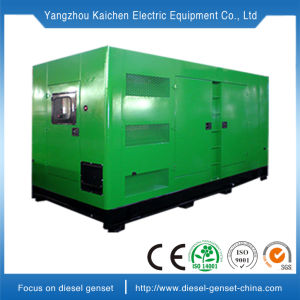 China in 10 des Soem-Fabrik-leisen Jahren Typ-20kVA Dieselgenerator mit Druckluftanlasser