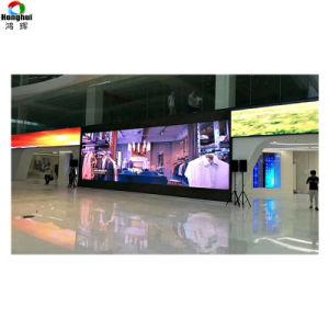 La publicité numérique HD pleine couleur Indoor P4 l'écran LED SMD2121
