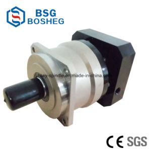 Leistungsfähige hohe Drehkraft-planetarisches Verkleinerungs-Getriebe mit Kreisflansch-Ausgabe-Getriebe Asgf-60