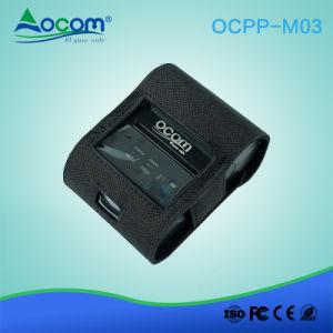 58mm Mini Recibo Portátil Térmica Impressora Bluetooth