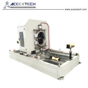 UPVC CPVC de plástico de doble tornillo de drenaje de agua&&conducto eléctrico Línea de producción de la máquina de extrusión de tubo