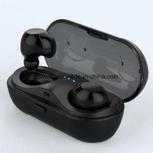 Oortelefoon Tws van de Verkoop van Amazonië de Hete Super MiniQ18 met de Ware Draadloze Tweelingen Earbuds van de Microfoon voor Mobiele Telefoons