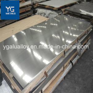 Strato d'anodizzazione di lucidatura laminato a freddo 201 dell'acciaio inossidabile del piatto dell'acciaio legato dell'illustrazione calda del rivestimento