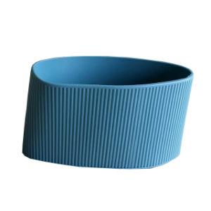 びん(YB-AB-028)のためのカスタムシリコーンの耐熱性袖