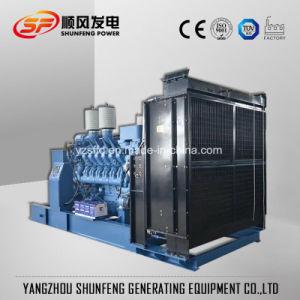 1800 квт электроэнергии Mtu Генераторная установка дизельного двигателя с AVR генератор переменного тока