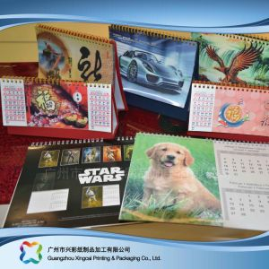 Творческие настольного календаря для управления питания/ оформлением/ подарок (xc-cld-001)