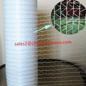 耐久の干し草パレット覆いNet/100%の新しいHDPEのサイレージのベールネット