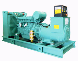 300kw Googol Silent Diesel Electric Alternator Generator