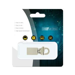 キーの小型USBの金属のフラッシュ駆動機構のKeychainのフラッシュカードのペン駆動機構64GB 32GB 16GB 8GB 4GB USBのフラッシュ駆動機構のメモリUSBのフラッシュディスク