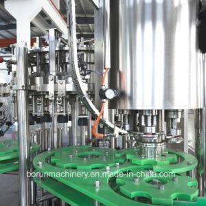 De hoge Efficiency carbonateerde Lopende band van de Bottelmachine van de Frisdrank de Automatische