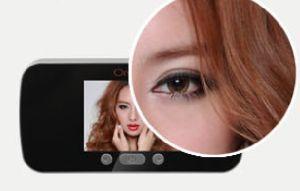 Visionneuse de porte de la vidéo avec détection automatique et affichage rapide