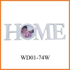 MDF рамка для фотографий (WD01-74W)