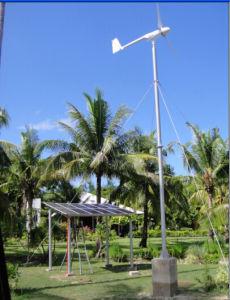 Generatore d'imbardata a basso rumore di energia eolica di tecnologia di Ah-2kw