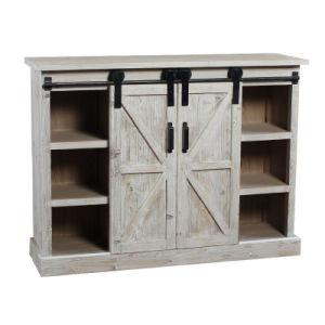 Retro puerta corrediza de muebles de cocinas industriales Buffet ...