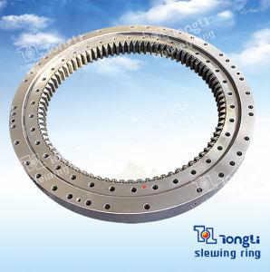 La serie de luz estándar Europeo /engranaje interior/ Single-Row anillo de rotación de bola/trompo