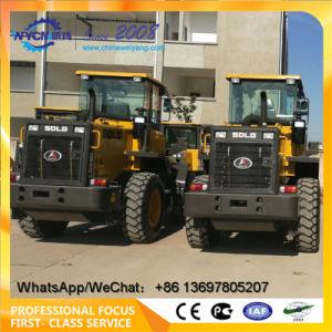 Lader LG956L van het Wiel van Sdlg LG936L van de Lader van het voorEind de Compacte Kleine voor Verkoop