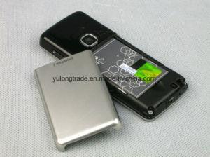 Telefone móvel original de custo Nk6300 da barra do telefone de pilha baixo