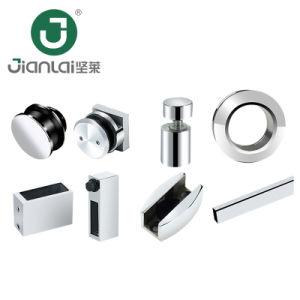 Kit de metal de porta corrediça de banho de aço inoxidável Gabinete de quarto