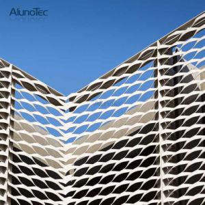 Nouveau design en aluminium de panneaux de maillage pour les boîtiers de la piscine