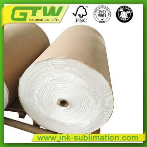 Ultra-leve de alta qualidade 45g papel por sublimação de tinta de secagem rápida