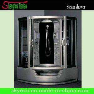 Vidrio computarizado de lujo cabina de baño ducha de vapor (Tl-8820)