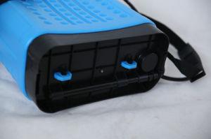 16Lナップザックまたはバックパック手動手圧力農業のスプレーヤー(SX-LK16G)