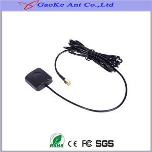 28 dBi Antena activa GPS de navegação Externa, Base Megnatic, Alarme de carro da antena do GPS
