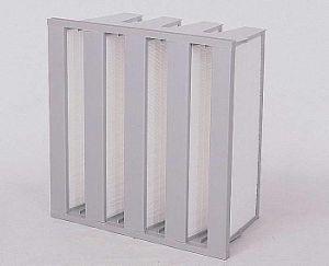 V-cell Mini filtro de pliegues