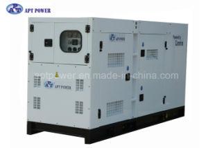 50Hz 250kw 3fase gerador diesel insonorizada