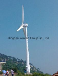 5kw-50kw de Fabrikant van de Toren van de Turbine van de wind met Beste Kwaliteit