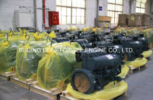 Lucht Gekoelde Dieselmotor (F4l914) voor de Compressor van de Lucht van de Pomp van het Water
