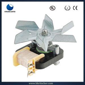 Polo sombreado eléctrica de CA para el capó del motor del ventilador de escape con aprobación CE