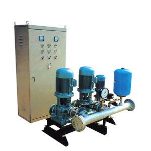 La constante presión automático Equipo de suministro de agua de flujo variable
