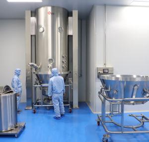 Модель FL жидкости кровать гранулятора - один шаг Fluidizing гранулятор фармацевтических препаратов в псевдоожиженном слое/ Fluidizing/жидкости кровать фармацевтические машины