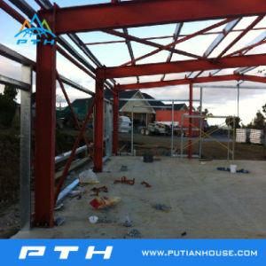 Fabricante profesional de la estructura de acero para garajes