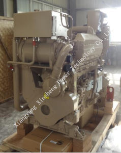 배 배 추진력 힘을%s Cummins 바다 디젤 엔진 Kta19-M600